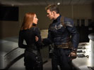 Captain America: The Winter Soldier, Scarlett Johansson & Chris Evans