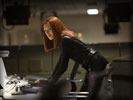 Captain America: The Winter Soldier, Scarlett Johansson as Black Widow