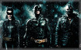 The Dark Knight Rises: Selina Kyle, Batman, Bane