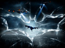 The Dark Knight Rises: Bat Logo