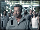 Escape Plan: Arnold Schwarzenegger as Swan Rottmayer