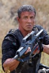 The Expendables 3: Sylvester Stallone as Barney Ross