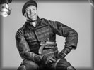 The Expendables 3: Jason Statham as Lee Christmas