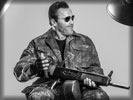 The Expendables 3: Arnold Schwarzenegger as Trench Mauser