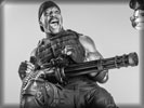 The Expendables 3: Terry Crews as Hale Caesar