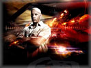 "Fast Five: Vin Diesel as Dominic ""Dom"" Toretto"