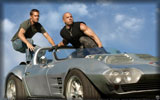 Fast Five: Brian and Dom on 1966 Corvette Grand Sport