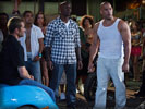 Fast Five: Paul Walker, Tyrese Gibson and Vin Diesel