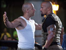 Fast Five: Vin Diesel and Dwayne Johnson