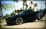 Fast Five: Dodge Challenger, driven by Vin Diesel