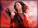Hunger Games: Catching Fire, Jennifer Lawrence with Arrows
