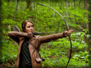 The Hunger Games: Katniss Everdeen with Bow & Arrow