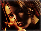 The Hunger Games: Katniss Everdeen, Bow & Arrow, Face