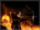 The Hunger Games: Jennifer Lawrence as Katniss Everdeen, Bow & Arrow