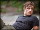 The Hunger Games: Josh Hutcherson as Peeta Mellark
