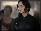 Hunger Games: Mockingjay, Jennifer Lawrence as Katniss Everdeen
