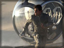 Oblivion: Tom Cruise as Commander Jack Harper