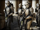 Thor: The Dark World, Dark Elves wearing Masks
