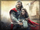 Thor: The Dark World, Chris Hemsworth & Natalie Portman