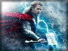 Thor: The Dark World, Chris Hemsworth as Thor