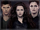 Twilight Saga: Breaking Dawn: Part 2, Jacob, Edward, Bella