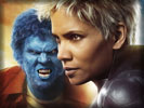 X-Men: Days of Future Past, Nicholas Hoult & Halle Berry