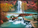 Waterfalls, Autumn
