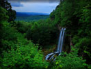 Blue Ridge Mountain Waterfalls