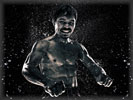Manny Pacquiao, Black & White