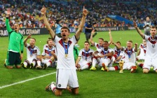 World Cup 2014 Champions: Germany Team