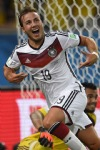 World Cup 2014 Champions: Mario Gotze, Germany