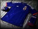 Japan World Cup 2014 Home Kit