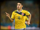 World Cup 2014: James Rodríguez, Colombia