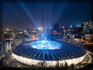 Euro 2012: Olympic National Sports Complex, Kiev, Ukraine