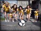 Euro 2012: Girls of Kiev