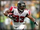 Michael Turner, Atlanta Falcons, NFL